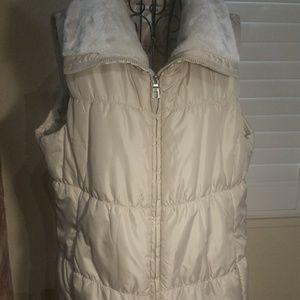 Coldwater Creek Puffer Vest Jacket